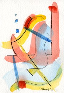 Cathy, abstraction 2