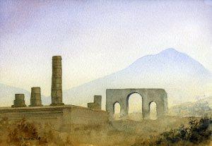Alas Pompeii