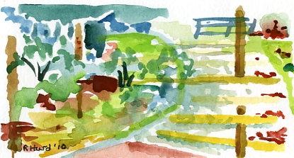 Henry Hudson Park Steps