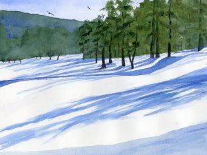 Cooperstown Winter