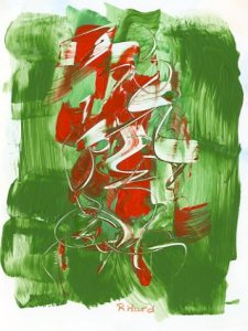 Red and Green IV