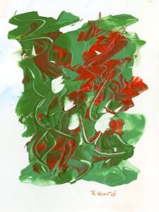 Red and Green V