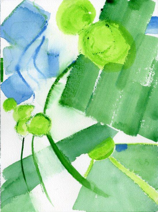 Green Apples 3